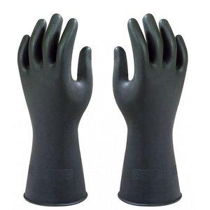 Marigold Industrial Marigold G17K Black Heavyweight handschoen - natuurrubberlatex - M t/m XL