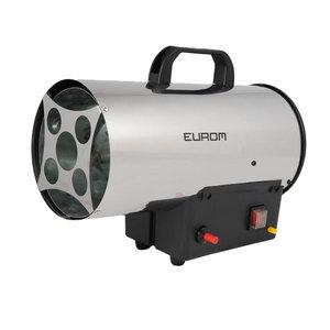 Eurom Eurom HKG-10 NL Heteluchtkanon op gas - 0,73 kg/u - 300m³/u - 322095