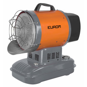 Eurom Eurom Sunblast draagbare heteluchtkanon op diesel - 1,5 l/u - 400m³/u - 307030