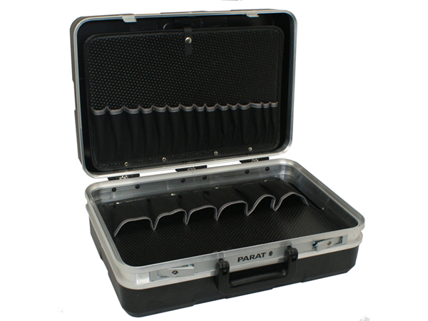 Parat Parat Gereedschapskoffer actie - ABS - 26 liter - 480x360x190 mm - 485020171
