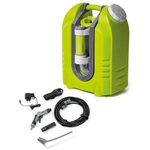 Aqua2go Aqua2go GD86 Mobiele hogedrukreiniger - hogedrukspuit - Li-Ion accu - 20 liter - 3-9 bar