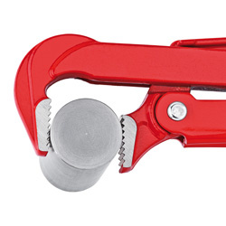 Knipex Knipex Pijptang 90° - 560 mm - Ø70 mm - rood poedergecoat - 83 10 020
