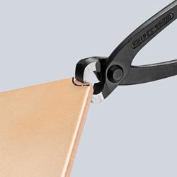 Knipex Knipex Moniertang - vlechttang - 220 mm - gepolijste kop - 99 00 220