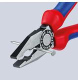 Knipex Knipex Combinatietang - 200 mm - gepolijste kop - 03 02 200