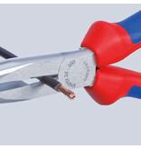 Knipex Knipex Telefoontang recht - 200 mm - gepolijste kop - 26 12 200