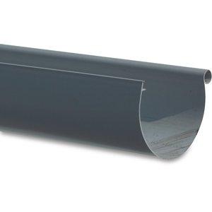 Nicoll Nicoll PVC dakgoot - mastgoot - 4 meter - grijs