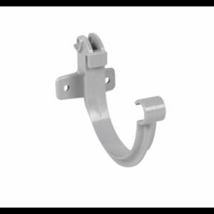 Nicoll Nicoll PVC Beugel met versterkingsrib tbv mastgoot - grijs