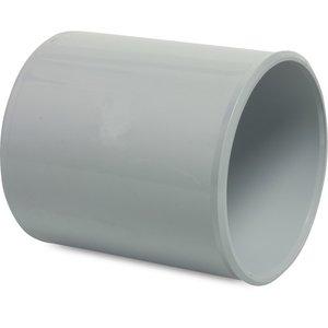 PVC Mof - Ø40 t/m Ø125 mm - 2x inwendig lijm