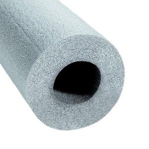 NMC Buisisolatie Ø18 mm - Polyethyleen - wanddikte 13 mm - lengte 100 cm - grijs