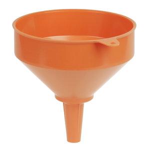 Pressol Pressol HDPE trechter Ø200 mm - 2,9 liter - oranje - 02 366