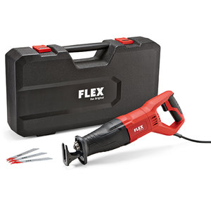 Flex powertools Flex RS 11-28 Reciprozaag met 8 zaagbladen - 1100W - koffer - 456.985