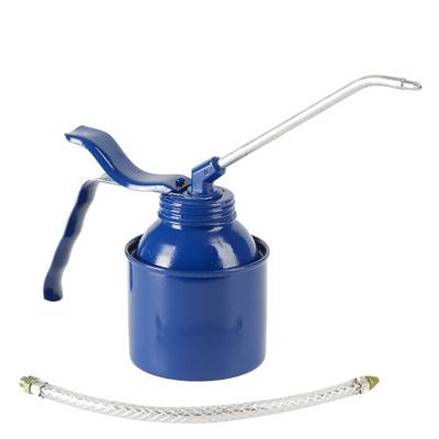 Pressol Pressol Oliespuit - 250 ML - staal blauw - EWMP-spuitbus 135 mm - 05 223