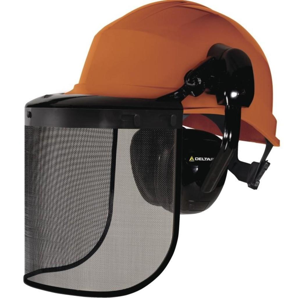 Delta Plus - your safety at work Delta Plus FORESTIER3 Bosbouwhelm - oranje