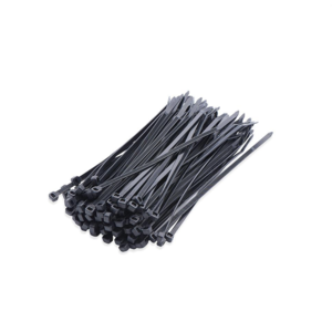 Dulimex Dulimex Kabelbinders - tyraps 7,6x450 mm - nylon 6.6 - zwart - 89450-80