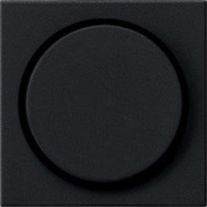 Gira Gira 065005 Dimmerknop - systeem 55 - zwart mat