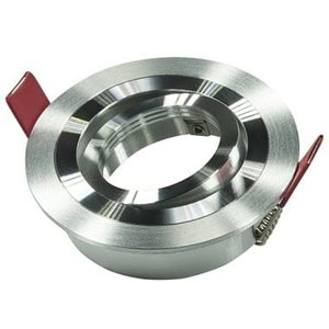 Tronix Tronix 148-553 Inbouwspot rond - kantelbaar - aluminium