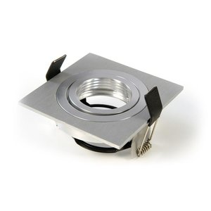 Tronix Tronix 148-559 Inbouwspot vierkant - kantelbaar - aluminium