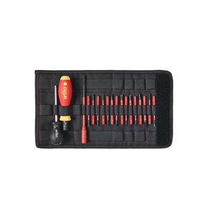 Wiha Wiha 2872T18 Momentschroevendraaierset TorqueVario-S elektric - 0,8 - 5,0 Nm - 36791