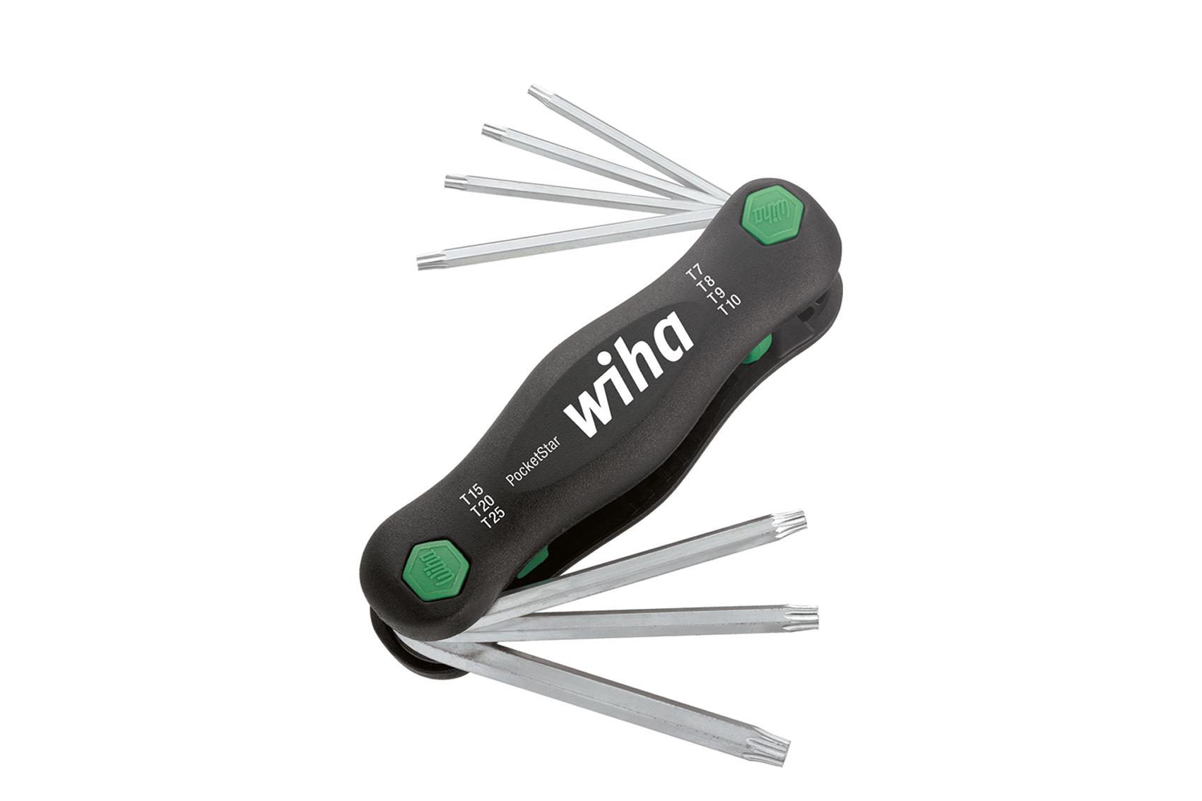 Wiha Wiha SB 363TRP P7 Pocketstar Multitool torx - 7-Delig  - 25164