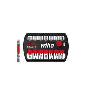 Wiha Wiha SB 7946-TY202 Bitset BitBuddy® TY-bit - 49 mm - Pozidriv - 7-delig - 42099