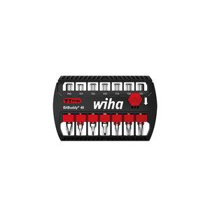 Wiha Wiha SB 7946-TY903 Bitset BitBuddy® TY-bit - 49 mm - Philips, Pozidriv, Torx - 7-delig - 42116