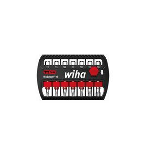 Wiha Wiha SB 7946-TY505 Bitset BitBuddy® TY-bit - 49 mm - Torx - 7-delig - 42115