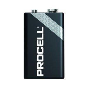 Duracell Duracell Procell batterijen 9V - 10 stuks