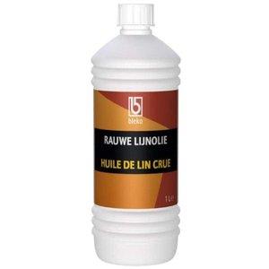 Bleko Bleko Lijnolie rauw 1 Liter