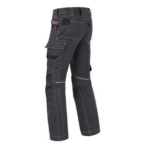 Havep workwear Havep 80229 Werkbroek Attitude - heren - Charcoal grijs - maat 46 t/m 58