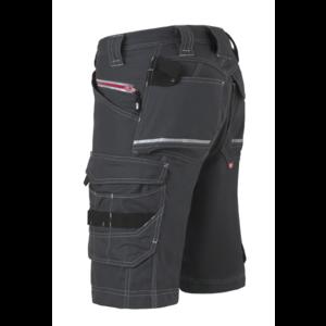 Havep workwear Havep 80241 Werkbroek bermuda Attitude - heren - Charcoal grijs - maat 46 t/m 58