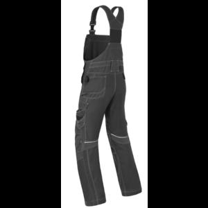Havep workwear Havep 20195 Amerikaanse overall / bretelbroek - heren - Charcoal grijs - maat 46 t/m 58