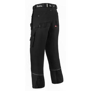 Havep workwear Havep 8730 Werkbroek Worker Pro - heren - Zwart / zilvergrijs - maat 46 t/m 60