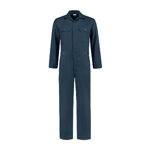 Bestex Bestex OVPK6535 Overall - heren - navy blauw - maat 46 t/m 60