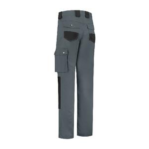 Bestex Bestex WBC6040 Werkbroek - heren - grijs/ zwart - maat 46 t/m 60