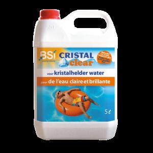 BSI pool BSI Cristal clear - voor kristalhelder water - 5 Liter - 6227