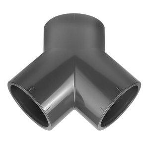 VDL VDL PVC Y-stuk druk - 16 bar