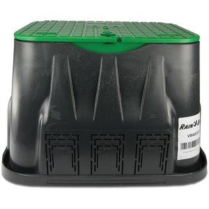 RainBird RainBird VBA-02675 Hydrantput 630x480x305 mm - PP - zwart/ groen