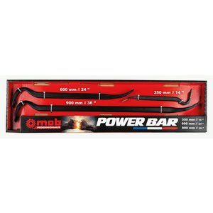 Peddinghaus Peddinghaus Power bar koevoet set - 3-delig - 350/600/900 mm
