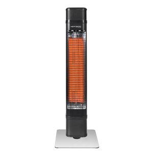 Eurom Eurom Terrasverwarmer Heat and Beat tower - bluetooth speaker - 2200 Watt - 334562
