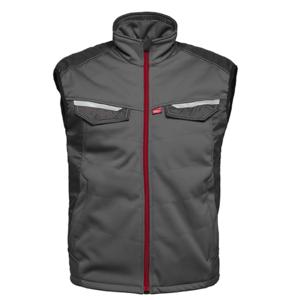Havep workwear Havep 50184 Softshell bodywarmer - heren - Charcoal grijs - maat M t/m XXL