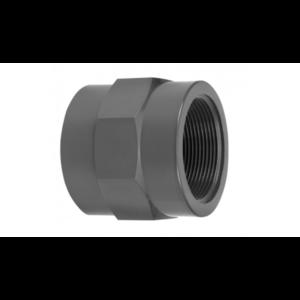VDL VDL PVC Draadsok druk - 2x binnendraad - 10 bar