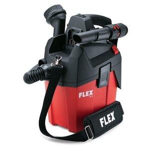 Flex powertools Flex VC 6 L MC 18.0 Accu Veiligheidsstofzuiger 6 liter - 18V - Klasse L - 481.491