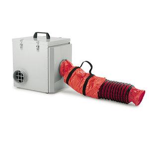 Flex powertools Flex VAC 800-EC Bouwluchtreiniger - 170 Watt - Stofklasse M/H - 477.745
