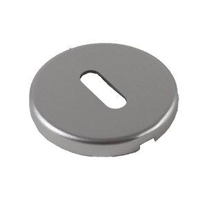 Ami deurbeslag Ami Klikrozet sleutelgat tbv kastslot - geperst aluminium - KLIK SLG AF