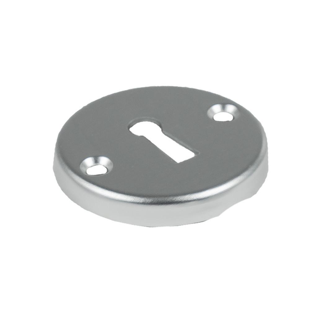 Ami deurbeslag Ami Afdekrozet sleutelgat tbv kastslot - geperst aluminium - RZ RO SLG AF