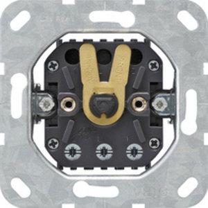 Gira Gira 015400 Basiselement Rolluikschakelaar - ventilatorschakelaar