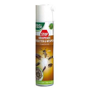 Bsi BSI Stop kruipende insecten en wespen spray - 400 ml - 64316