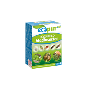 Ecopur Ecopur Ecoshield bladinsecten - pesticidevrij - 30 ml - 64337