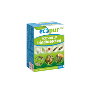 Ecopur Ecopur Ecoshield bladinsecten - pesticidevrij - 100 ml - 64338