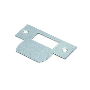 Dulimex Dulimex Sluitplaat voor loopslot rechthoekig - staal - SLP LS